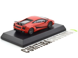 Kyosho 1:64 Lamborghini Gallardo Superleggera - Red on internet
