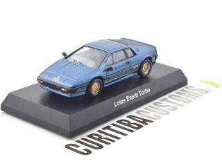 Kyosho 1:64 Lotus Esprit Turbo - Azul