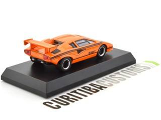 Kyosho 1:64 Lamborghini Countach LP500R - Orange on internet