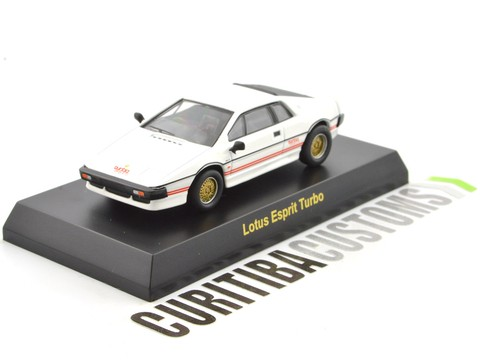 Kyosho 1:64 British Lotus Esprit Turbo - White - buy online