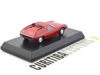Kyosho 1:64 Lotus Europa S1 - Red - buy online