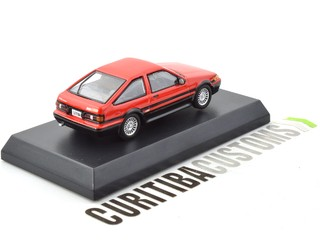 Kyosho 1:64 Toyota Corolla Levin AE86 - Red - buy online