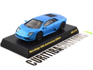 Limited Edition 1:64 Lamborghini Murciélago 40th Anniversary #02 of 03