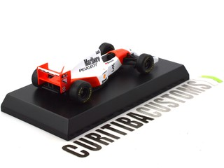 Kyosho 1:64 McLaren F1 MP4/9 #8 M. Brundle (1994)