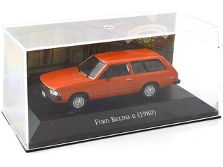 CIB 1:43 Ford Belina II - Red
