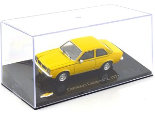 Salvat 1:43 Chevrolet Chevette SL - Yellow