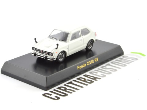 Kyosho 1:64 Honda Civic RS - White