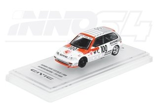 INNO64 1:64 Honda Civic EF3 #100
