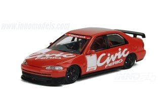 INNO64 1:64 Honda Civic Ferio JTCC Test Car