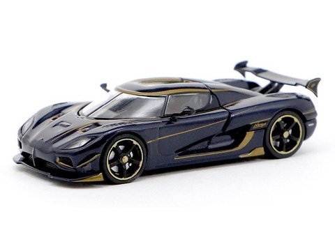 PRÉ VENDA Tarmac 1:64 Koenigsegg Agera RS Carbon Edition * HK Exclusive