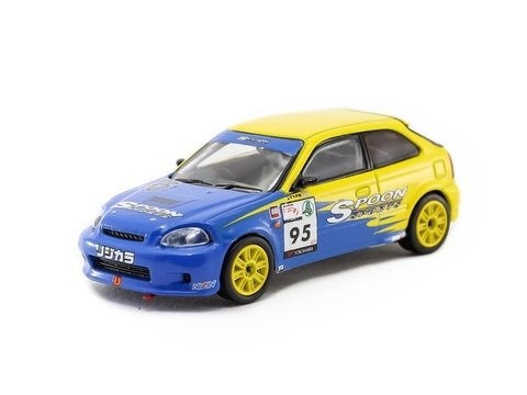 Tarmac 1:64 Honda Civic Type R EK9 Super Taikyu #95