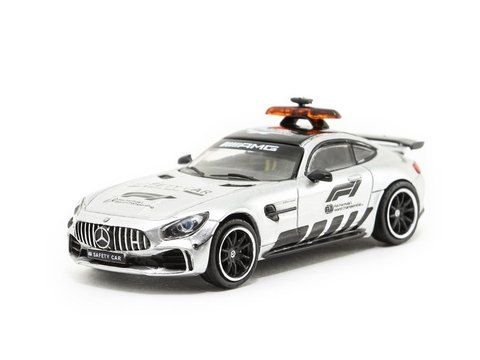 PRÉ VENDA Tarmac 1:64 Mercedes-AMG GT R F1 Safety Car