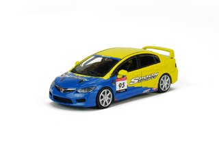 PRÉ VENDA INNO64 1:64 Honda Civic FD2 Spoon