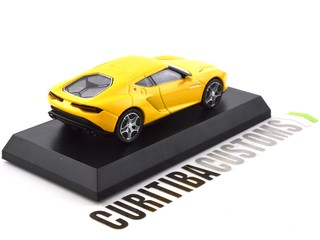 Kyosho 1:64 Lamborghini Asterion - Amarelo on internet