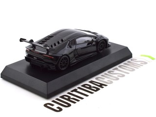 Kyosho 1:64 Lamborghini Huracán LP620-2 Super Trofeo - Preto on internet
