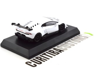 Kyosho 1:64 Lamborghini Huracán LP620-2 Super Trofeo - Branco on internet