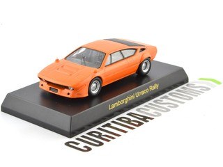 Kyosho 1:64 Lamborghini Urraco Rally - Orange on internet