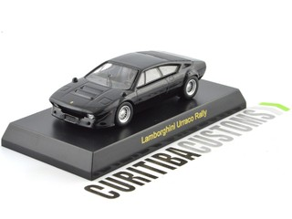 Kyosho 1:64 Lamborghini Urraco Rally - Black on internet