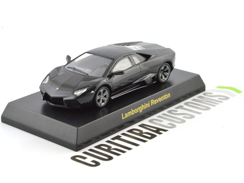 Kyosho 1:64 Lamborghini Reventón - Black on internet