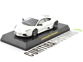 Kyosho 1:64 Lamborghini Reventón - White on internet