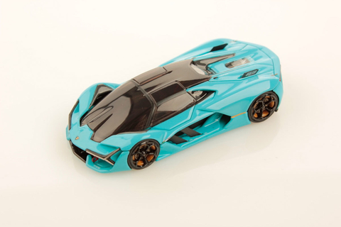 MR Collection Models 1:64 Terzo Millennio Baby Blue