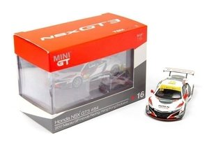 PRÉ VENDA Mini GT 1:64 Honda NSX GT3 Macau GP Racing 2017#84