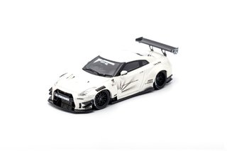 PC Club 1:64 Nissan GT-R 2.0 Branco