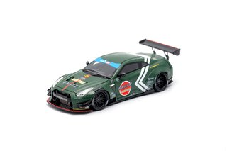 PC Club 1:64 Nissan GT-R 2.0 Zero Fighter