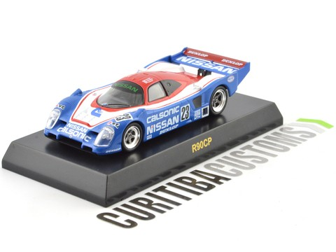 Kyosho 1:64 Nissan Racing R90CP