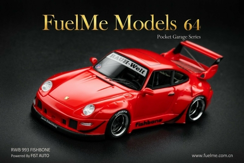 FuelMe 1:64 RWB 993 Fishbone
