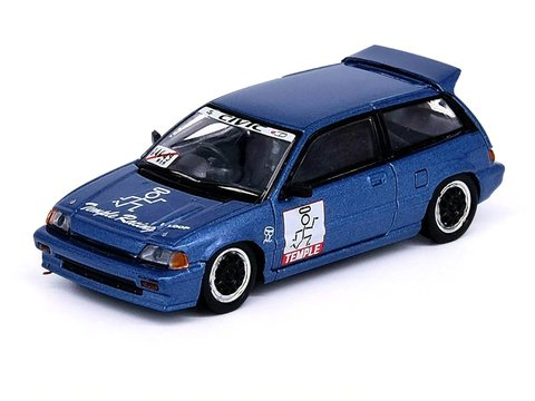 PRÉ VENDA Inno64 1:64 Honda Civic Si E-AT Kanjozoku