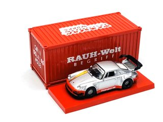 PRÉ VENDA Tarmac 1:64 RWB 930 China Edition
