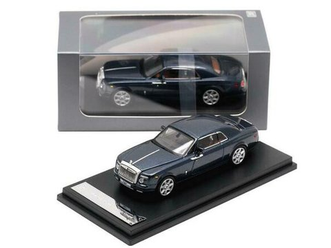 Alloy 1:64 Rolls Royce Phantom