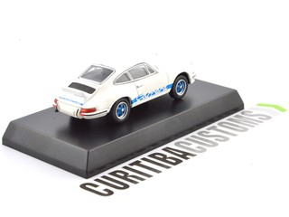 Kyosho 1:64 Porsche 911 Carrera RS - White/Blue - buy online