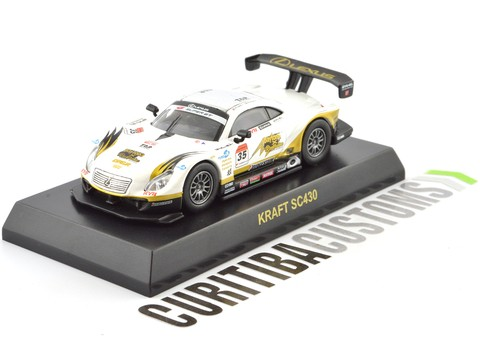 Kyosho 1:64 Super GT500 SC430 Kraft - buy online