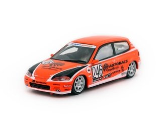 Tarmac 1:64 Honda Civic EG6 Motegi Civic Race 2010 #246