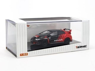 Tarmac 1:64 Honda Civic FK2 Advan - Curitiba Customs