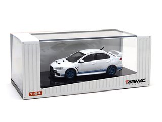 Tarmac 1:64 Mitsubishi Lancer Evo X - 311RS - Curitiba Customs