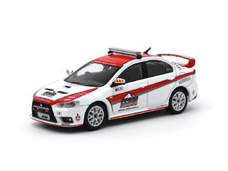 Tarmac 1:64 Mitsubishi Lancer Evo X Pikes Peak Safety Car