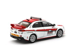 PRÉ-VENDA Tarmac 1:64 Mitsubishi Lancer Evo X Pikes Peak Safety Car - buy online