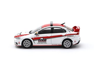 PRÉ-VENDA Tarmac 1:64 Mitsubishi Lancer Evo X Pikes Peak Safety Car on internet