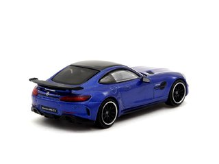 Tarmac 1:64 Mercedes-AMG GT R - Brilliant Blue Metallic - buy online