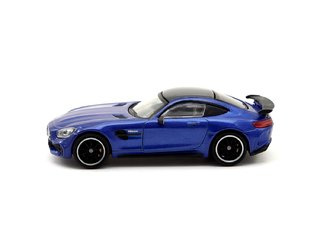 Tarmac 1:64 Mercedes-AMG GT R - Brilliant Blue Metallic on internet