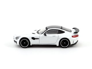 Tarmac 1:64 Mercedes AMG GT R - Designo Diamond White on internet