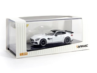 Tarmac 1:64 Mercedes AMG GT R - Designo Diamond White - Curitiba Customs