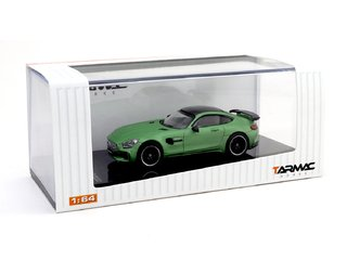 Tarmac 1:64 Mercedes AMG GT R - Green Hell Magno - Curitiba Customs