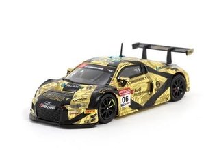 Tarmac 1:64 Audi R8 LMS - China GT 2017 - AAPE/ Tak Chun Group #6