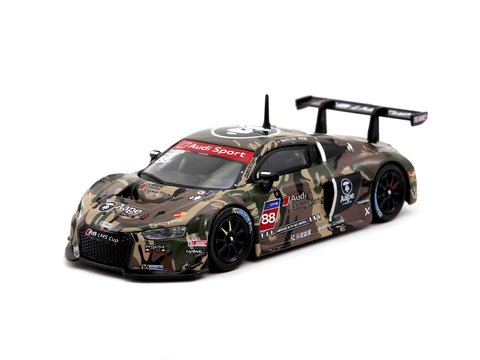 Tarmac 1:64 Audi R8 LMS - Audi R8 LMS Cup 2016-Taiwan AAPE / Phoenix Racing Asia - Marchy Lee