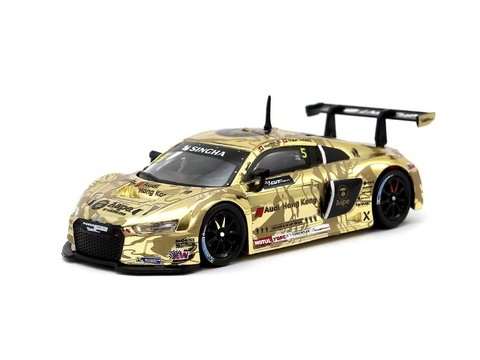 Tarmac 1:64 Audi R8 LMS GT Asia 2016 Overall 2nd Place AAPE