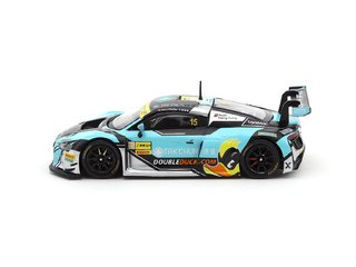 PRÉ VENDA Tarmac 1:64 Audi R8 LMS - FIA GT World Cup Macau 2016 - Tak Chun Group/ Phoenix Racing Asia - Nico Muller on internet